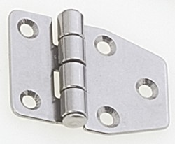 Viadana Stainless Steel Hinge 50mm x 37mm